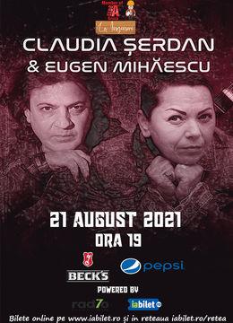 Claudia Șerdan și Eugen Mihăescu