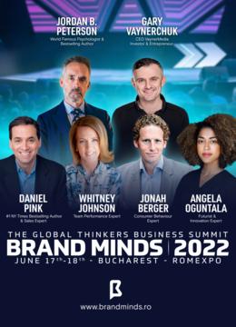 BRAND MINDS 2022