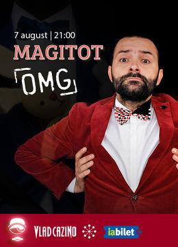Pierre de Vară: MAGITOT - OMG