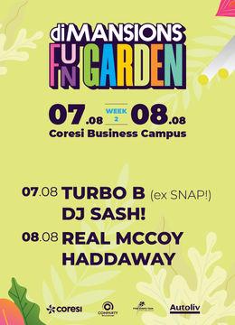 Brasov: Weekend pass 2: Real McCoy & Haddaway, Turbo B (ex SNAP!) & DJ SASH!
