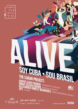 VRTW Alive: Soy Cuba, Sou Brasil #2