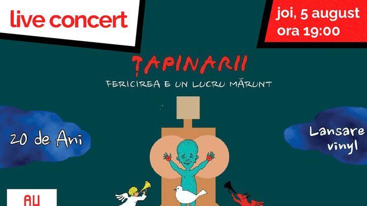 Cluj-Napoca: Concert Tapinarii