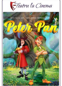 Peter Pan la Grădina Urbana