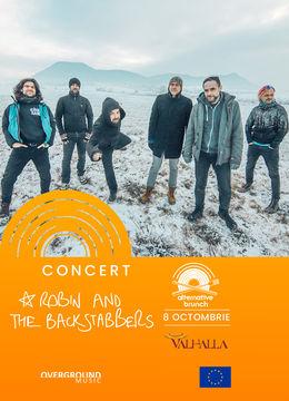 Bacau: Robin and the Backstabbers live la Beraria Valhalla. Alternative Brunch