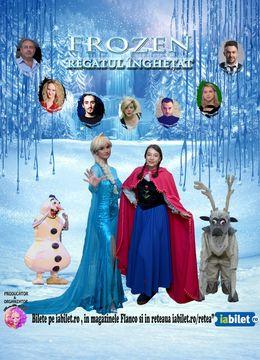 Medgidia: Frozen Regatul Inghetat