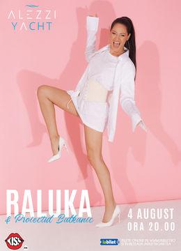 Raluka & Proiectul Balkanic live on Alezzi Yacht