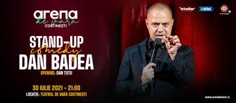 Arena de Vara Costinești: Stand up comedy cu Dan Badea