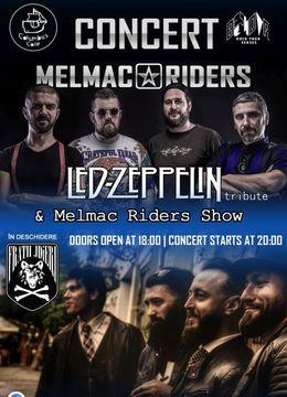 Oradea: Melmac Riders Show & Concert Frații Jdieri
