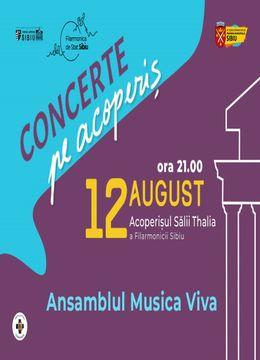 "Sibiu: Ansamblul ""Musica Viva"""
