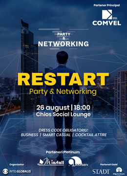 Cluj-Napoca: Restart Party & Networking