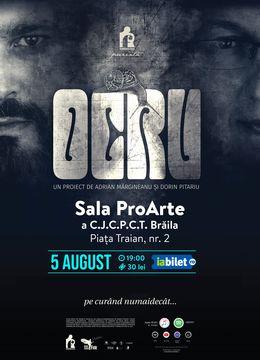 Braila: Concert OCRU live