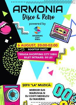 Sibiu: ARMONIA disco&retro