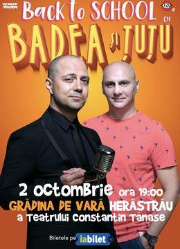 Badea & Țuțu - Back to school