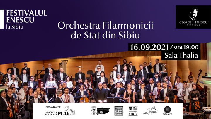 Sibiu: FESTIVALUL ENESCU LA SIBIU