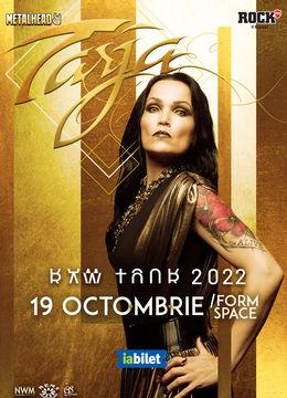 TARJA in concert la Cluj-Napoca