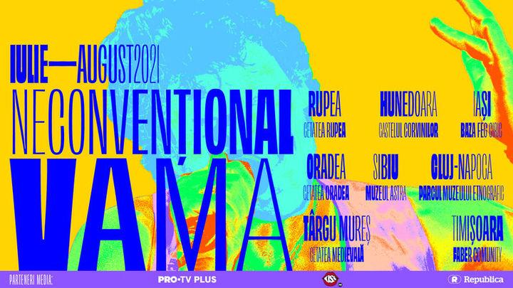 Concert Live Online: VAMA NECONVENTIONAL la Muzeul Astra