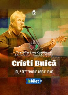 The Coffee Shop Music - Concert Cristi Buica