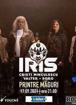 IRIS Cristi Minculescu, Valter & Boro - Printre Măguri