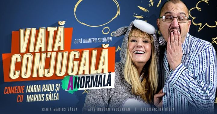 Teatrul Rosu: Viață conjugală (a)normală