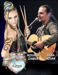 Concert Baba Novak & Zanga - La Ingineri Bistro