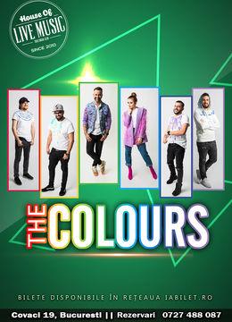 The Colours LIVE în True Club