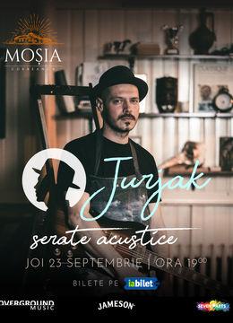 Concert Jurjak la Moșia Corbeanca