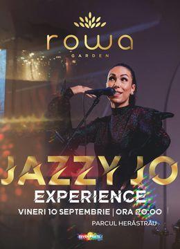 Jazzy Jo Experience @Rowa Garden