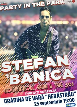 Stefan Banica - Super Party in the park