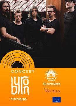 Bacau:  Alternative Brunch - byron Live în Berăria Valhalla Bacău