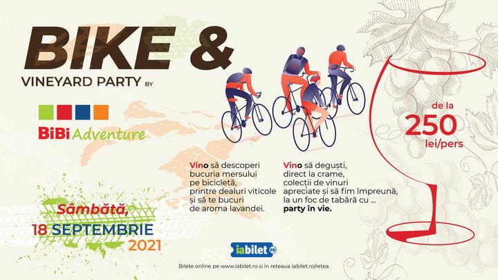 Bike & Vineyard Party by BIBI Adventure
