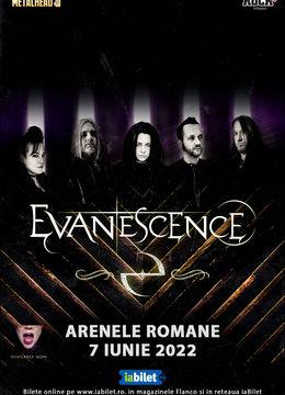 Evanescence in concert la Bucuresti - Suplimente Meet and Greet