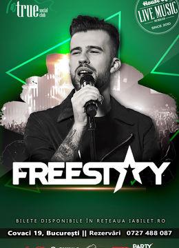 FreeStay LIVE în True Club