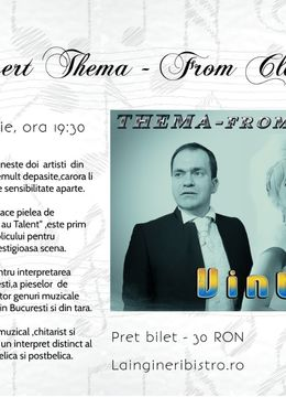 Concert THEMA - From Classic to Vintage