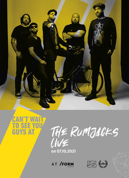 The Rumjacks at /FORM Space