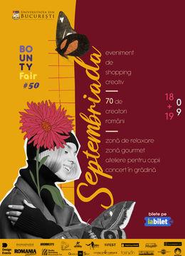 Septembriada - Bounty Fair - ediție de toamnă