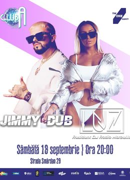 JIMMY DUB w/ LUZ Resident DJ Radio Marbella