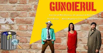 """Teatrul Rosu: """"Gunoierul"""""""
