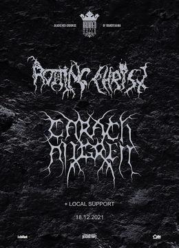 Brasov: Rotting Christ & Carach Angren