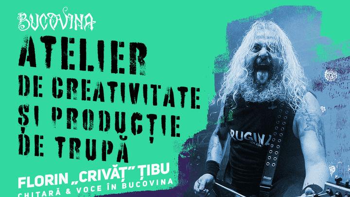 Sibiu: Atelier de Creativitate și Producție de trupă - Guitar Meeting 2021