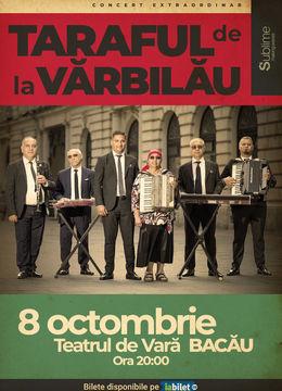 Taraful de la Varbilau @ Bacau