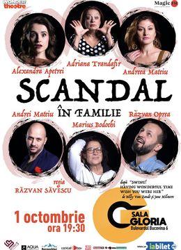 Scandal in familie