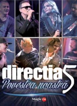 Cluj: Concert Directia 5 - Povestea Noastra