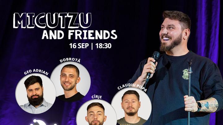 The Fool: Stand-up comedy cu Micutzu and friends