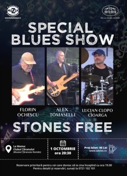 Concert Stones Free Band
