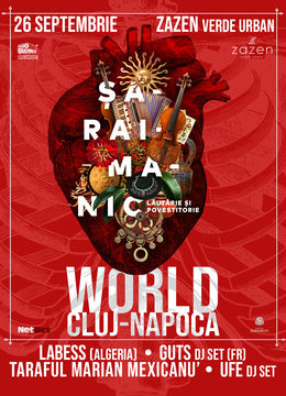 Șaraimanic World Cluj