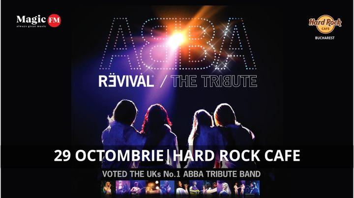ABBA Tribute Band REVIVAL ( UK )