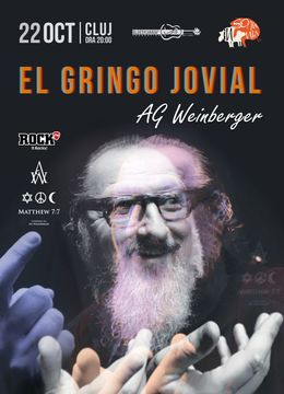 Cluj: El Gringo Jovial by AG Weinberger