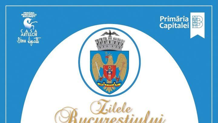 Zilele Bucureștiului la Casa Artelor Dinu Lipatti Ediția III-a (Ziua 1)