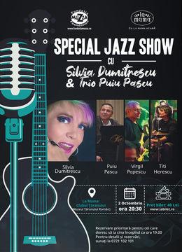 Concert Silvia Dumitrescu la La Mama - Clubul Țăranului