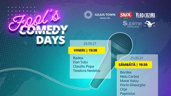 Fool's Comedy Days @ Timisoara - ziua 1